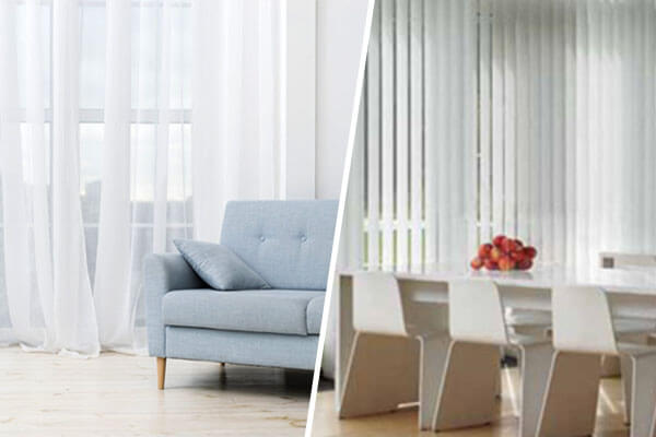 Curtains or Blinds? Which one is the Best for your Bedroom?