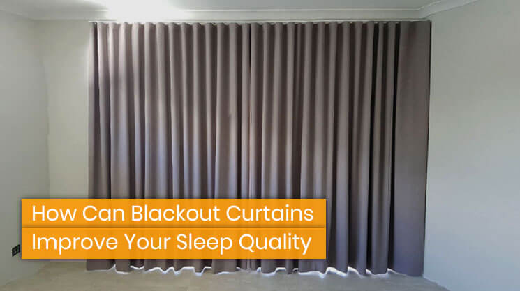 Blockout Curtains by Alfresco Creations