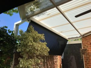 Crank Handle Blinds Perth