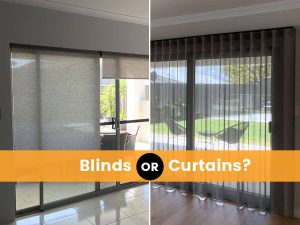 Blinds or Curtains for Living Room?